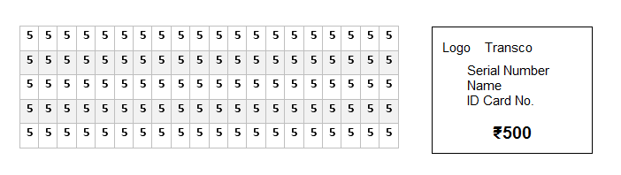 A Prepaid Punched Card for Manual Fare Collection systems
