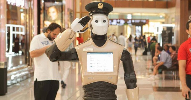 Lessons From Dubai's Robocop